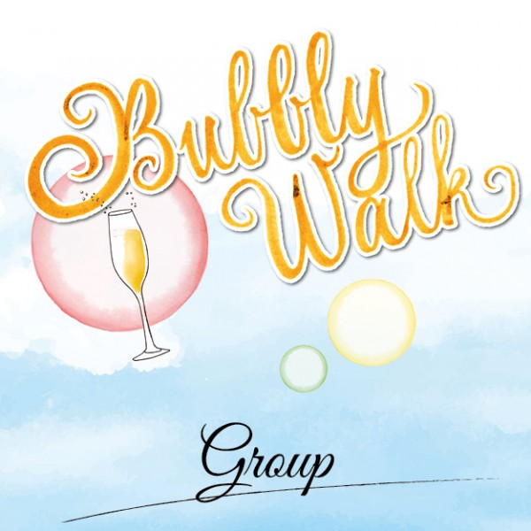 Bubbly Walk 2020 - Group Ticket (29 Aug)